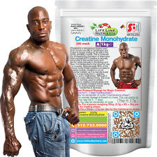 1kg (2.2 lb) CREATINE MONOHYDRATE POWDER - FREE SHIPPING (Pouch)