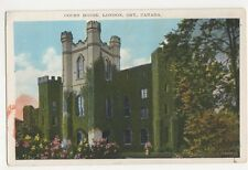 Canada, Court House, London Ont. Postcard, B133