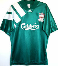 "VGC! Liverpool FC 1991/1992 Centenary Away Shirt M Medium 40"" - 42"" Adidas 91/92"
