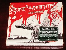 Sonic Syndicate: Only Inhuman - Tour Edition CD DVD Set 2008 Bonus Slipcase NEW