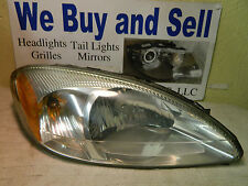 FORD TAURUS 2000-2007 RIGHT/PASSENGER SIDE OEM HEADLIGHT ASSEMBLY