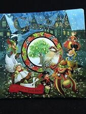 The Twelve Days Of Christmas Children's Book Illustrated By Jade Fang