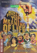 Monthy Pythons The Meaning of Life DVD Import All regions NEW Terry Gilliam