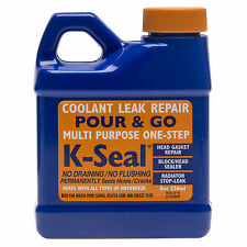 K-Seal Cooling System Repair 236ML Seals Holes & Cracks Head Gasket Radiator Rad
