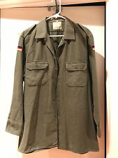Vintage Cold-War Era West German Army Bundeswehr Shirt