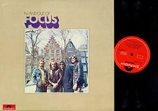LP-- Focus  ‎– In And Out Of Focus  // UK 1970