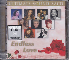 """""""Endless Love - Ultimate Sound"""" Japan Limited Numbered Hybrid Stereo DSD SACD CD"""
