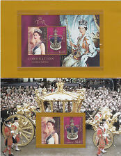 2003 QEII Coronation Jubilee - Post Office Pack