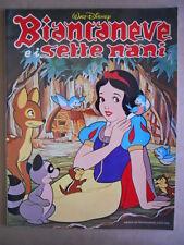 BIANCANEVE E I SETTE NANI - Fumetto edizione Mondadori 1980  [G501]