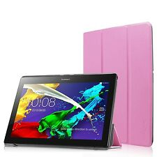 Slim Smart Cover Case for Lenovo Tab 2 A10-30F 10.1-Inch Tablet