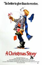 A Christmas Story movie poster (b)  - 11 x 17 inches - Peter Billingsley