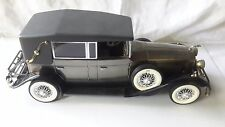 Vintage 1928 Lincoln Model L car Convertible Transistor Radio by WACO works !