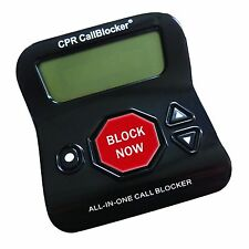 CPR 201 Call Blocker 1200 Number Capacity Nuisance Skype International Phone PPI