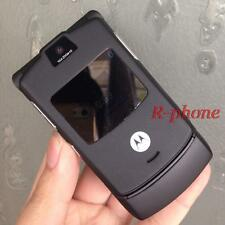 Motorola RAZR V3i 1.2MP Camera Flip (Black color) Factory Unlock