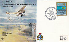 Error B2a Commemorating Guernsey's own 201 Sqn with Missing Flight cachet.