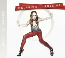 "MELANIE C ""ROCK ME"" CD 2 TRACK SINGLE NEU"