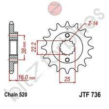 Front Sprocket JT 14T 520 Pitch Ducati 748 SPS (1998-1999)