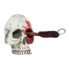 Halloween Horror Chop Shop Eye Pick Skull Party Decoration