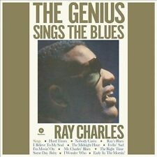 The Genius Sings the Blues by Ray Charles (Vinyl, May-2012, Wax Time)