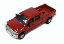 ERTL 1:64  2012 Dodge Ram 2500 crew cab         red