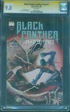 Black Panther 2 Prey CGC SS 9.8 Stan Lee Civil War Movie 1991 Turner Cover