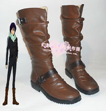 Anime Noragami Cosplay Yato Shoes Party Boots H016