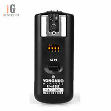 Yongnuo RF-602 RF602 2.4GHz Wireless Remote Flash Receiver for Nikon Canon DSLR