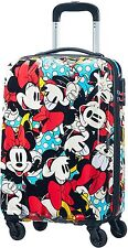 TROLLEY AMERICAN TOURISTER DISNEY LEGENDS 4 RUOTE PICCOLO 19C*006 MINNIE COMICS