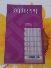 Jamberry JUNE StyleBox Exclusive Nail Wraps-1 Full Sheet-Beautiful Summer Design
