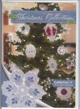 OESD Christmas Collection 2010 CD #1 Embroidery Designs NEW Ornaments