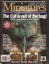Military Miniatures In Review Issue 23, Famo, French FT-17 Willys Jeep Leopard