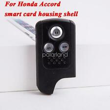 for Honda Accord outer key shell housing no chip auto car smart card replacement
