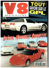 V8  N° 25 NOMAD'57/CAD SEDAN'58/MERCURY COUGAR'70/BUICK 1929A/BUICK GS455 STAGE1