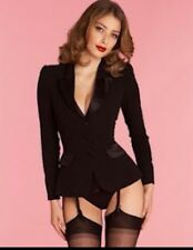 Auth.NWT-Agent Provocateur Soirée Billy Jacket Sz.2 GORGEOUS!!