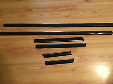 Bmw  633csi 633 CSI Side Door Fender Molding Trim Oem 83