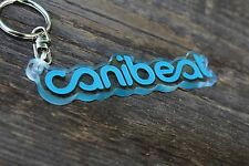 Canibeat keychain key ring key accesory decor