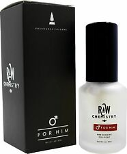 Raw Chemistry For Him Pheromones For Men Pheromone Cologne | 50 Shades of Wow!