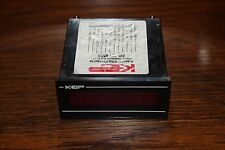 KEP ELECTRONIC COUNTER - 201-291-0500 ; PCA9-2-H-7; USED