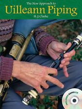 Libro Musica The New Approach To Uilleann Piping Cantore Zampogna Cornamusa