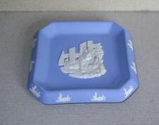 Wedgwood Jasperware Blue Peter Rabbit Square Dish