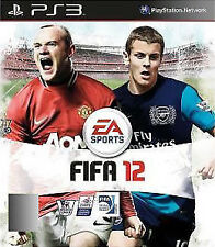 Fifa 12 (Includes unused Online Code) - PS3 Australian Version