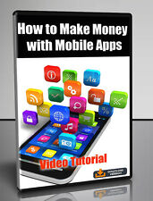 How to Make Money with Mobile Apps - Video tutorial