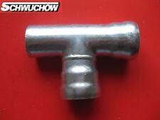 1 Loro X ACO Junction DN 50 87° Oil tank pipe Steel Filler T-Piece