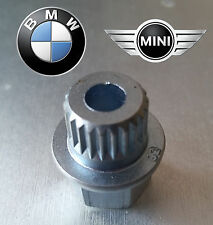 BMW, MINI LOCKING WHEEL NUT KEY No 38 / 22 POINT SPLINES - ABC38 NEW 17mm socket