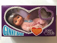 Matchbox Vogue Doll Ginny Baby ex shop stock 1978