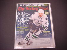 The Hockey News Magazine,April 12,2010,Playoff Previews,Stanley Cup,Vancouver