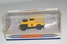 DINKY MATCHBOX DY-9B DY 9B DY9B LAND ROVER AA ROAD SERVICE YELLOW MINT BOXED