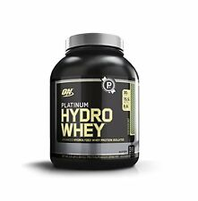 Optimum Nutrition Platinum Hydro Whey TURBO CHOCOLATE 3.5 lbs