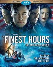 The Finest Hours (Blu-ray + Digital HD, 2016) with Slipcover, CLEARANCE SALE