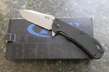 KAI Zero Tolerance 0566 A/O Folding Knife Stonewash S35VN, SS & G-10 PRIORITY!!